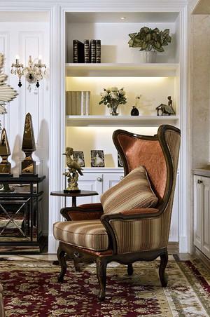 169平米新古典主义风格大户型室内装修效果图鉴赏