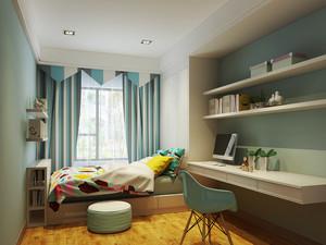 120平米北欧风格三室两厅室内装修效果图赏析