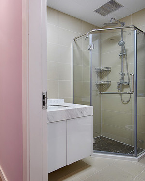 89平米简约风格两室两厅一卫室内装修效果图赏析