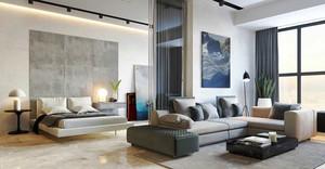 精致后现代风格大户型室内装修效果图赏析