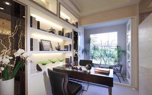 159平米新古典主义风格大户型室内装修效果图赏析