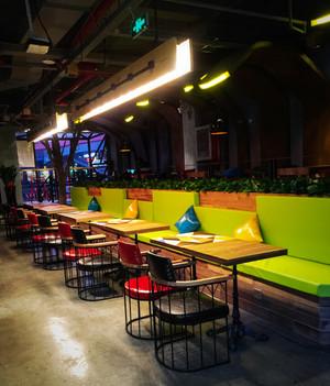 36平米宜家温馨舒适咖啡厅设计效果图赏析