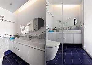 后现代混搭风格大户型室内装修效果图赏析