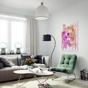 宜家风格小户型客厅沙发装修效果图
