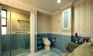156平米精致欧式风格大户型室内装修效果图