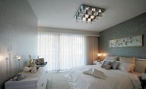 144平米欧式风格复式楼室内装修效果图赏析