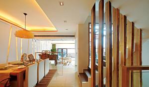 146平米现代简约中式大户型室内装修效果图