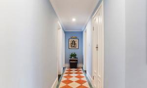 138平米古典欧式风格两室两厅室内装修效果图