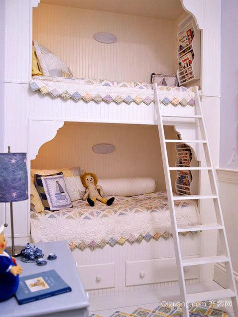 简欧风格二居室儿童房装修设计效果图鉴赏
