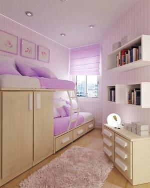 15平米简欧风格儿童房装修设计效果图