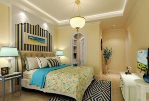 29平米简欧风格卧室装修设计效果图赏析