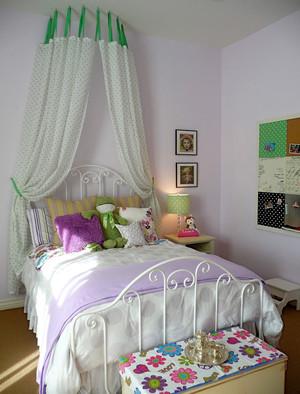 17平米简欧风格儿童房装修设计效果图赏析