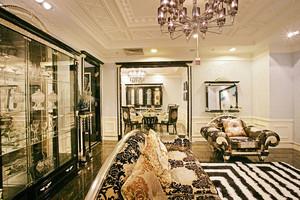 新古典主义风格大户型室内装修效果图