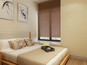 120平米新中式风格室内装修效果图赏析