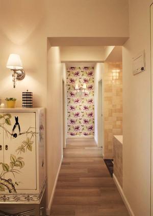 100平米现代简约风格过道走廊装修效果图