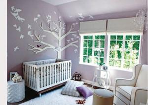 欧式风格三居室婴儿房装修效果图鉴赏
