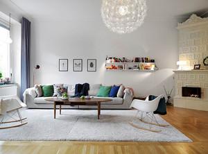120平米宜家风格室内装修设计效果图鉴赏