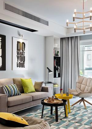 北欧风格小户型室内装修效果图鉴赏