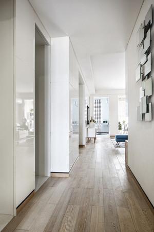 90平米极具特色北欧风格室内装修效果图