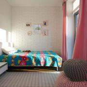10平米现代简约风格儿童房间装修效果图赏析