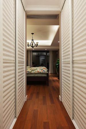 136平米美式风格风格三室一厅一卫室内装修效果图赏析