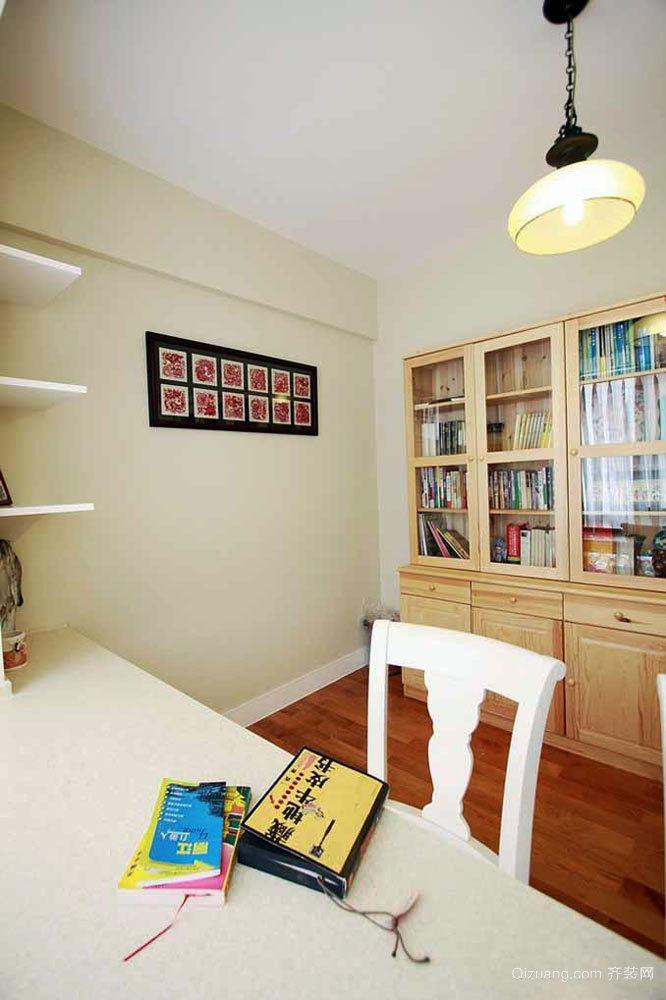 欧式田园风格小户型室内装修效果图赏析