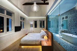 现代风格精致五星级酒店客房装修效果图赏析