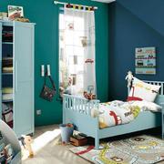 10平米现代简约风格儿童房装修效果图赏析