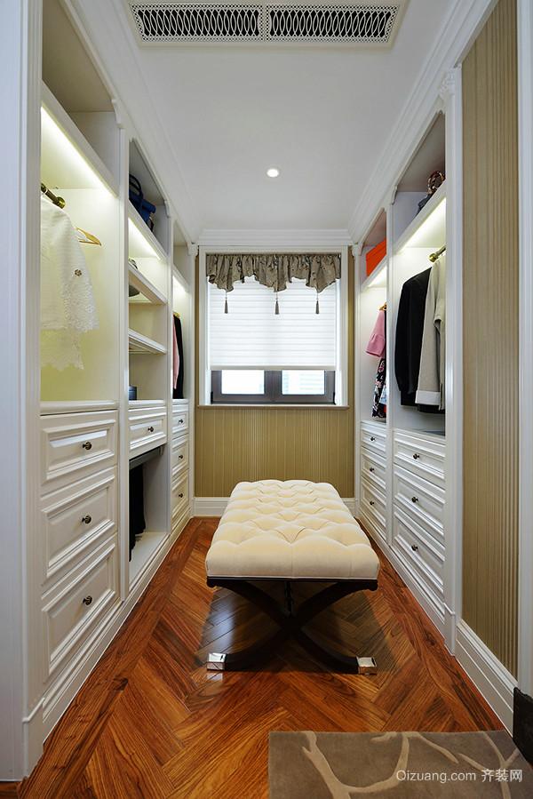 159平米古典欧式风格大户型室内装修效果图赏析