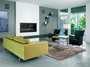 后现代风格别墅室内客厅电视背景墙装修效果图赏析