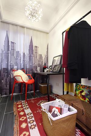 120平米现代简约风格室内整体装修效果图鉴赏
