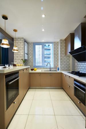 后现代风格两室两厅一卫室内装修效果图鉴赏