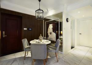 现代风格三室一厅一卫室内装修效果图鉴赏