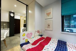 50平米现代风格小户型室内装修效果图鉴赏