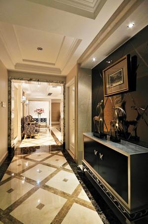254平米新古典主义风格别墅室内装修效果图