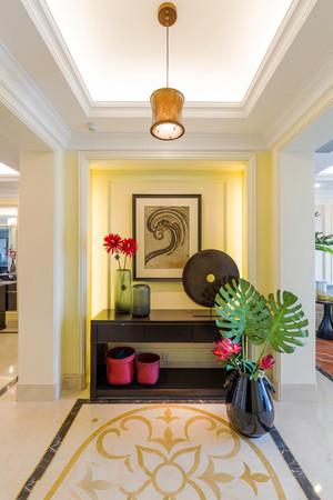东南亚风格大户型室内玄关设计效果图鉴赏