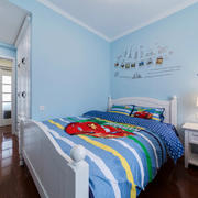清新地中海风格儿童房装修效果图赏析
