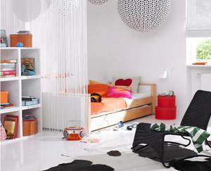 现代简约风格创意时尚儿童房装修效果图大全