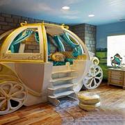 现代风格创意时尚儿童房装修效果图赏析
