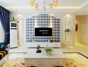 90平米简欧风格室内装修效果图赏析