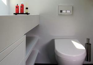 8平米简约风格小卫生间装修效果图大全