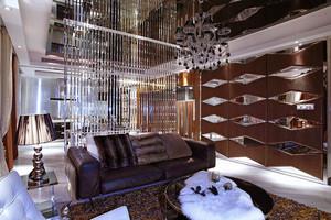 110平米新古典主义风格室内装修效果图赏析