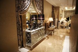 144平米奢华新古典主义风格大户型室内装修效果图