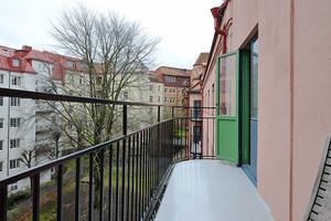 现代简约风格大户型阳台装修设计效果图鉴赏