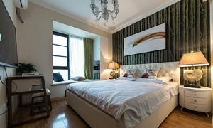 简约日式风格三室一厅一卫室内装修效果图赏析