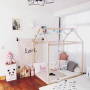 现代简约风格创意儿童房装修效果图