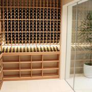 现代风格别墅室内酒柜装修效果图赏析