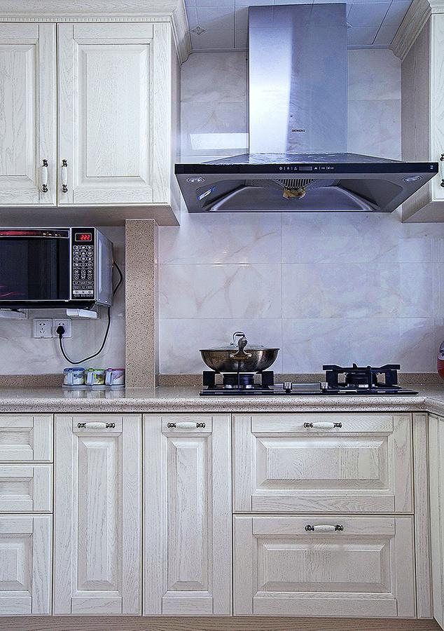 60平米美式田园风格室内装修效果图赏析