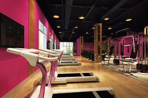 380平米现代风格健身房装修效果图赏析