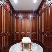 古典欧式风格别墅室内衣帽间装修效果图赏析